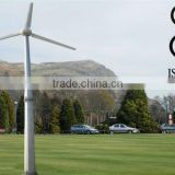 best quality 30kW/50kW/100kW wind turbine generator system for utility/power distribution