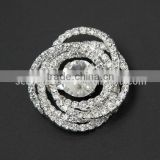 Fashional Decorative Crystal Rhinestone Brooch Beautiful DIY Wholesale Cheap Sale J033032Y