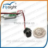 G2660 Flysight CM100T 5.8g wireless 200mw fpv TX transmitter module with 1g mini fpv camera