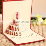 INQUIRY about 3D Pop up happy123 birthday greeting card 3d best wishes greeting card for sale