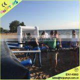 Giant team inflatable human babyfoot,inflatable human table football