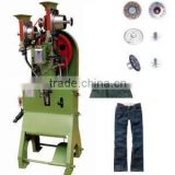 Jeans button / binding machine