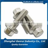 underquote Supplier from China GT DIN6912 Stainless Steel a2 a4 Hex Head Flange Bolt Gr 8.8