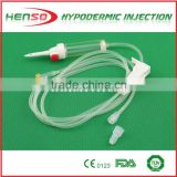 Henso Infusion Set with Y Site Injection Port