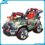 !Baby ride on toy car with 4 wheels kids gas powered ride on car