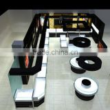 Modern Luxury Commercial Jewellery Shop Furniture Design