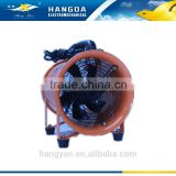 fume extractor ventilation fan, high quality and high pressure portable fan