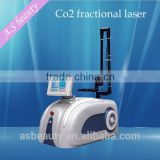 FDA Approved Portable Co2 Laser Skin Regeneration Portable Professional Fractional Equipment/CO2 Laser Machine Birth Mark Removal Carboxytherapy