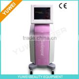 Yuwei vertical multifunction matrix rf fractional laser skin rejuvenation beauty equipment for salon