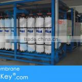 Water purification equipment uf membrane system in glucose production line