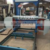 LBJ-1200 Horizontal Portable Automatic Timber Sawmill Machine