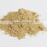 Fish Bone Meal is the preferred source of phosphorus and also has calcium with a small amount of nitrogen.