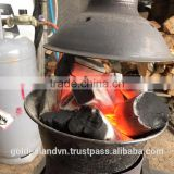 OAK WOOD WHITE CHARCOAL MADE IN VIETNAM