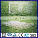 Hexagonal welded wire mesh gabion basket for sale high quality low price directly factory