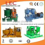 Backfill grout specialized construction machine High Pressure cement grout pump