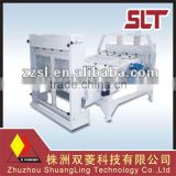 Rice paddy vibration separator machine with favorable price