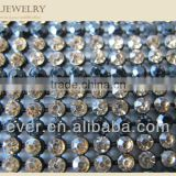hot fix rhinestone mesh,rhinestone mesh with gule at back,brass base rhinestone mesh hot fix
