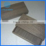 Factory Supply Lacquered Wooden Box, Custom Varnished Wooden Box, Handmade Brushed Wooden Box