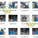 Semi Automatic Facial Tissue Seal PE/PP Packing Machine (DC-FT-SPM3)