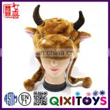 Professional production china factory direct kids funny winter hat ideas funny kids gift wholesale