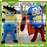 Custom cartoon mascot costume/ mascot costumes cartoon
