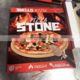 Cordierite as pizza stone