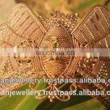 Statement copper jewellery armlets manufacturer, copper jewelry exporter