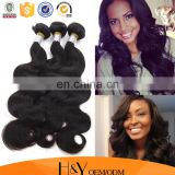 Large order discount real mink brazilian hair , best body wave hair weave