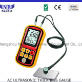 High Accuracy Digital Ultrasonic Thickness Gauge with ISO