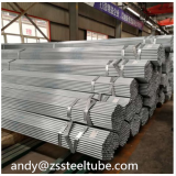 0.6 inch x 2- 2.5 mm Hot-dip Galvanized Steel Pipe/Tube for Fluid, Construction, Structure, Build