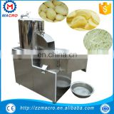 Automatic Vegetable Fruit Peeling Cutting Machine/potato Peeling And Cutting Machine