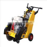 Hand push gasoline road cutting machine/ concrete pavement cutting machine