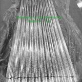 0.17x800mm  corrugated  galvanized   roofing  sheet