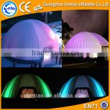Led Inflatable tent,wedding decoration,inflatable party bar tent for sale                                                                         Quality Choice