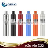 2016 First Childproof Tank Lock System Authentic Joyetech Ego Aio D22 Mod Ego Aio d22 1500mah