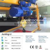 Light Duty Design 0.25T Mini Electric Wire Rope Hoist