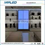 Chinese manufacturer patent lcd splicing wall multi installation by cabinet/hanging/suspension