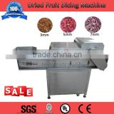 Dried fig fruit cube cutting machine/diced dried fig fruit machine/dried apricot cutter price
