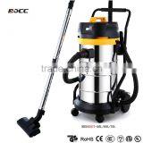 Large Capacity Super powerful motor Industrial wet dry vacuum cleaner,With HEPA filter cleaning function