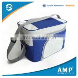 Portable promotional flexible cake cooler bag