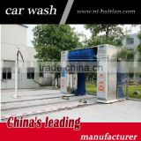 CE/ISO certificate from manufacturer Haitian soft touch car wash machine, rollover car washer