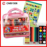 Stationery kids paint diy promotional gifts customized logo set                                                                         Quality Choice