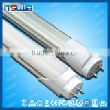 160 degree beam angle T8 LED tube magnetic/electronic ballast compatible t8 led tube 4ft
