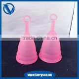 2015 Food grade smallest menstrual cup/silicone cup for period/silicon menstrual cup canada