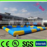 2014 summer cool water walking ball inflatable pool for sale / inflatable hamster ball pool