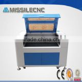Equiped with Up& down Worktable Rotary Device 6090 CO2 Laser Cutting and Engraving Machine