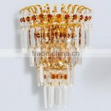 Luxury hotel decorative hanging wall light