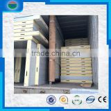 Factory top level EPS cold room panel