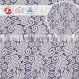 wholesale cheap 100 poly beautiful embroidery lace fabric white black lace wedding dress