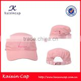 hot sale fashion design wholesale high quality fashion 100% cotton twill embroidery army cap